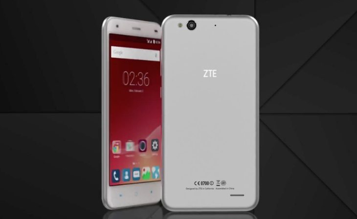Zte Blade s6 Colors Zte Blade s6 Official b