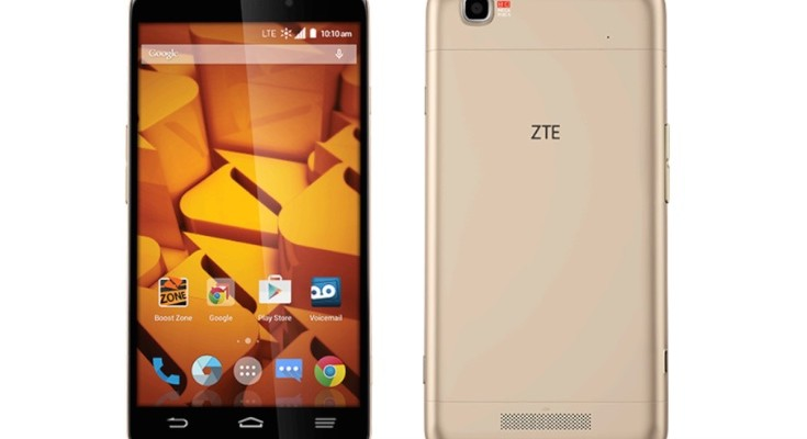 ZTE Boost Max Plus launches for US