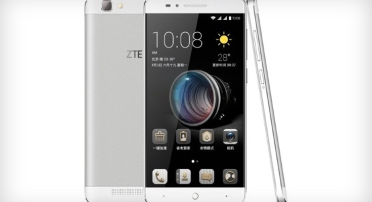 ZTE Voyage 4 has budget price and unexciting specs