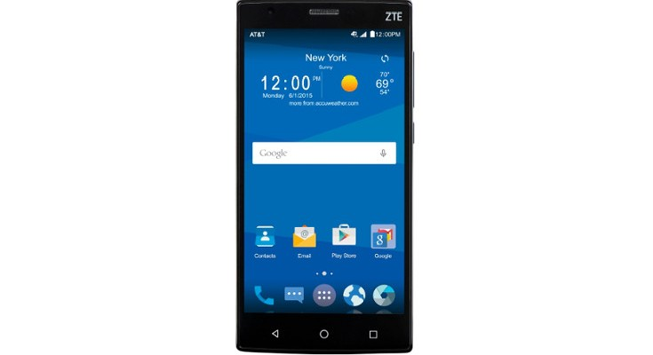 ZTE ZMAX 2 price and release date announced for the US