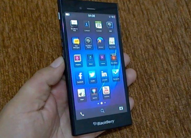 Zenfone 5 vs BlackBerry Z3 b