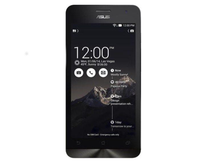 Zenfone 5 vs BlackBerry Z3