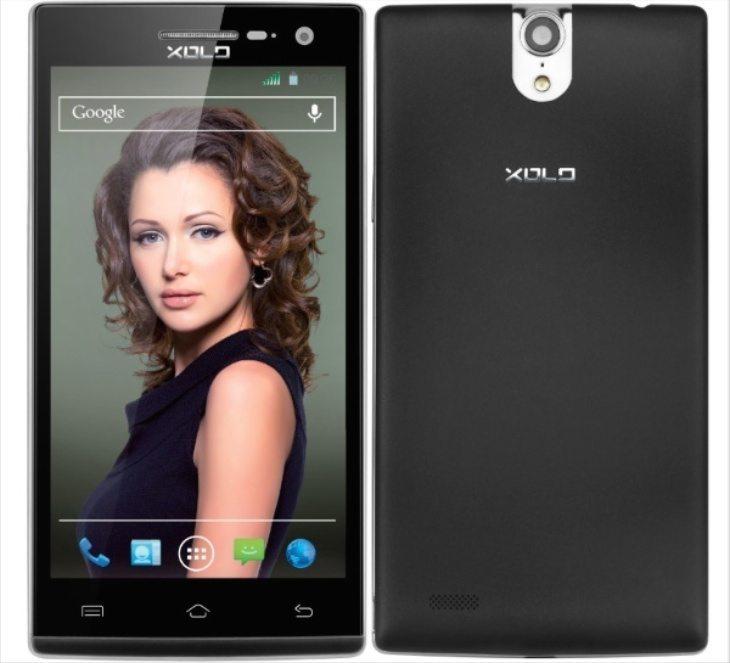 Zenfone 5 vs Xolo Q1010i b