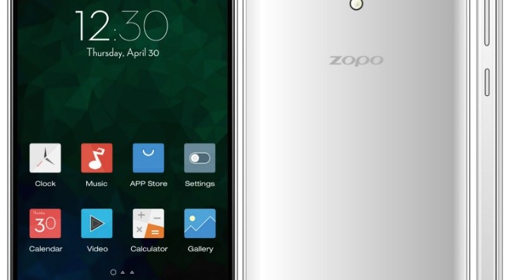 Zopo Speed 7 leaked price for India launch