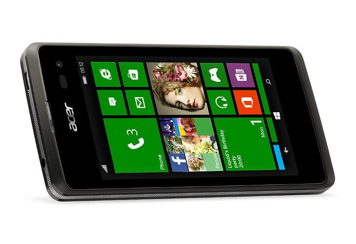 Acer Liquid M220 coming to the US in June from the Microsoft Store