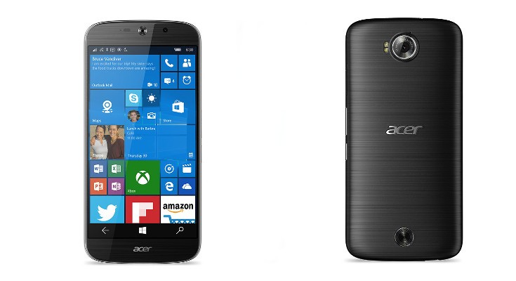 Acer Liquid Jade Primo release date set for February with Windows 10