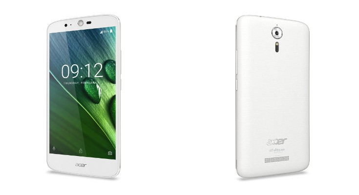 Acer Liquid Zest Plus set to debut with 5,000mAh battery and $250 price tag