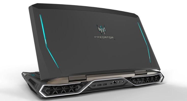 Acer Predator 21 X gaming laptop announced with 21-inch curved display