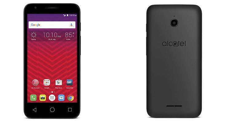 alcatel dawn smartphone
