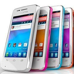 Alcatel One Touch X'Pop, S'Pop and T'Pop Android Phones