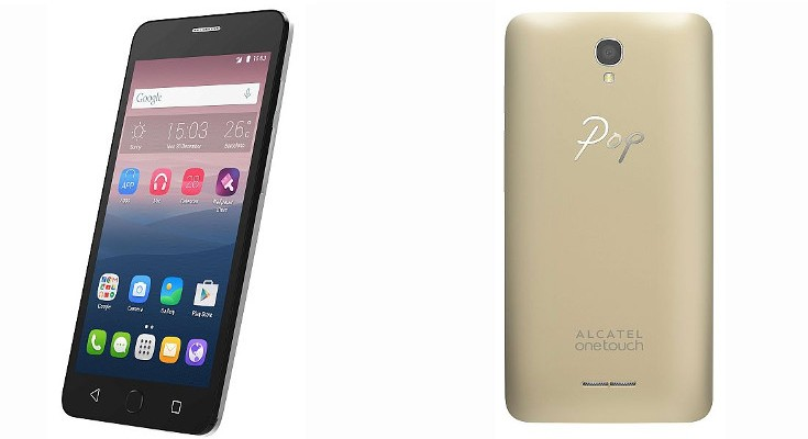 Alcatel Pop Star specifications and price announced for India