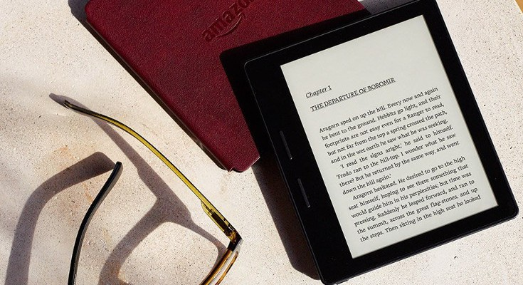 Amazon Kindle Oasis launched as an Expensive E-Reader