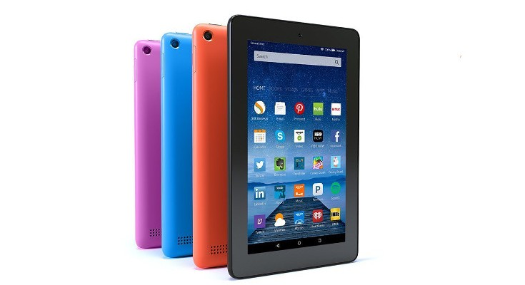 Amazon Fire Tablet gets refreshed with New Colors and more Storage