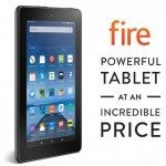 Amazon Fire 7 tablet sale drops the price down to $39.99