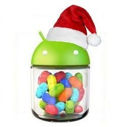 Android Jelly Bean 4.2 update leaves out Christmas 2012