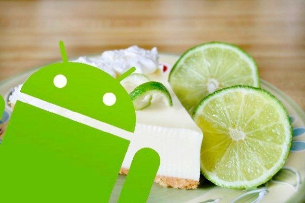 Android Key Lime Pie beta on Nexus 5 seems interesting