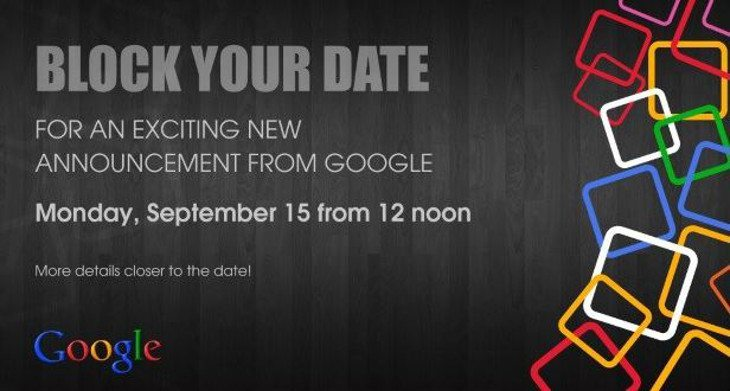 android one event