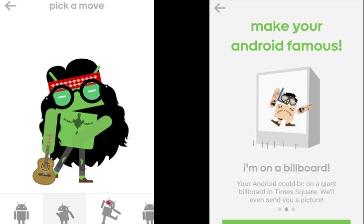 androidify app update