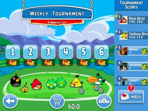 Angry Birds Friends making move to Android and iOS apps