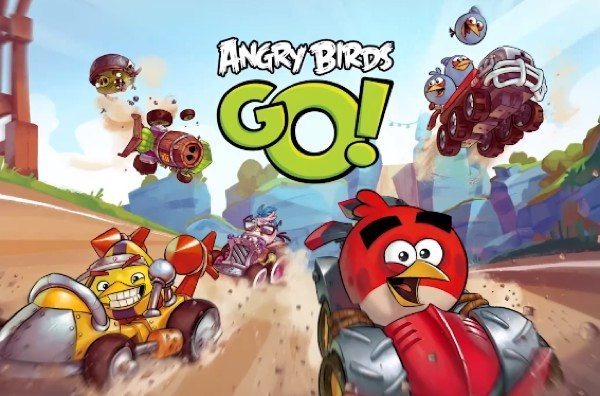 New Angry Birds Go for Android, iOS gameplay trailer