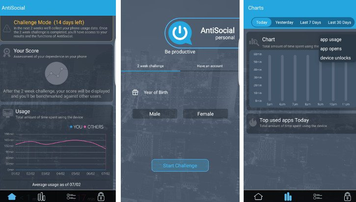 Antisocial app android