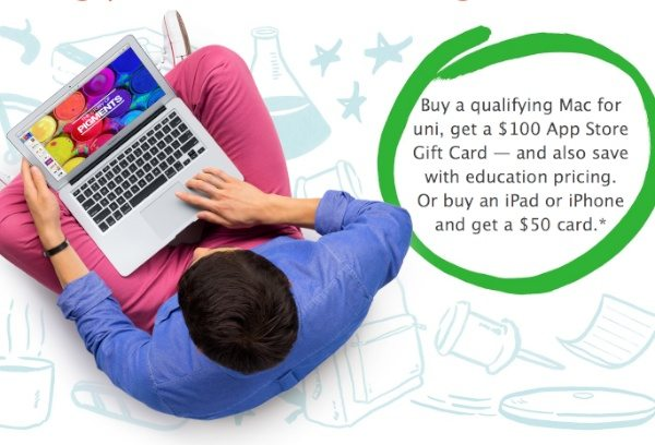 Apple Back To School deals for Australia, NZ begin