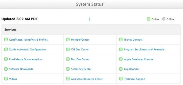 apple-developer-services-fully-restored