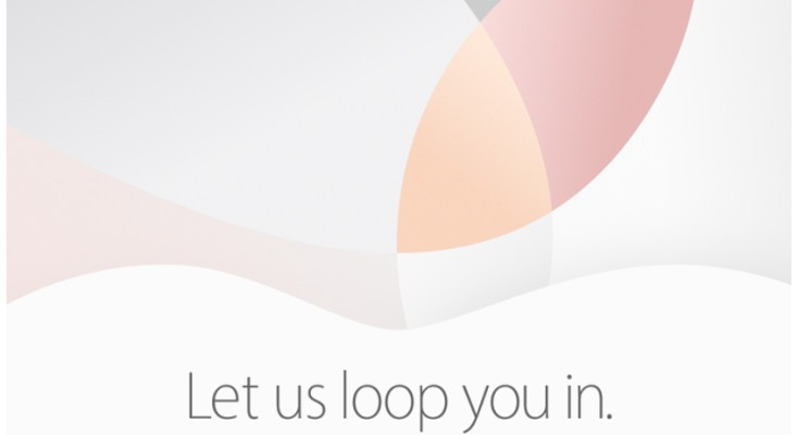 Apple Event officially announced for March 21