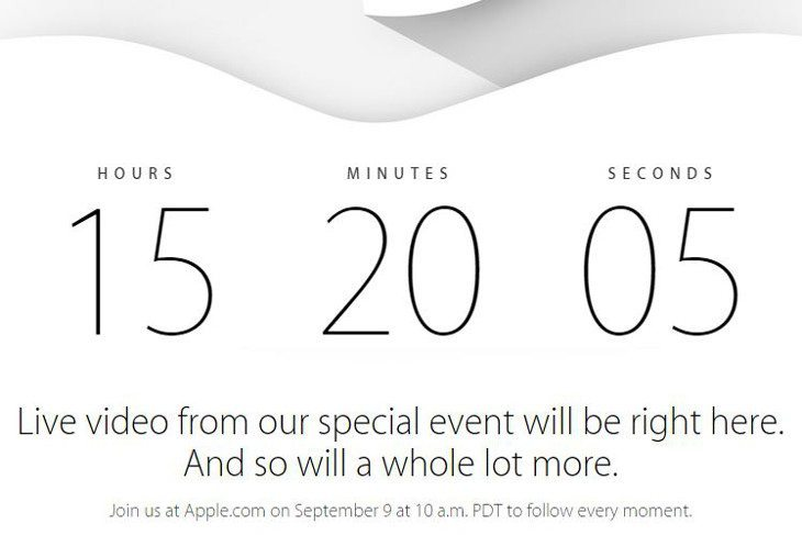 iPhone 6 5.5-inch release date with low stock