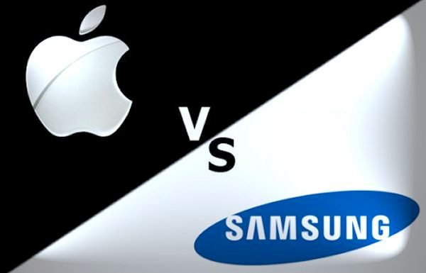 Apple vs Samsung in Christmas smartphone sales war