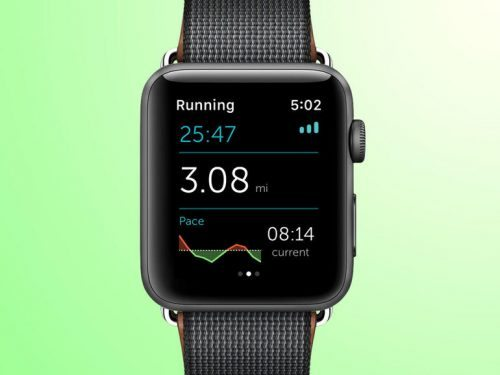 Best Apple Watch Apps - Runkeeper