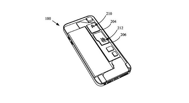 waterproof iphone patent
