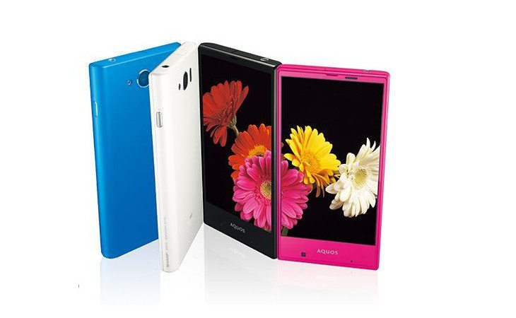 Sharp unveils the Aquos mini SHV31 and Flip K smartphones