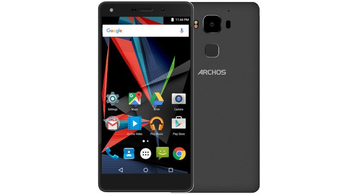 Archos Diamond 2 Plus and Diamond 2 Note are introduced before MWC