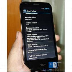 Asus Padfone 2 JB 4.1.1 OTA update for Taiwan