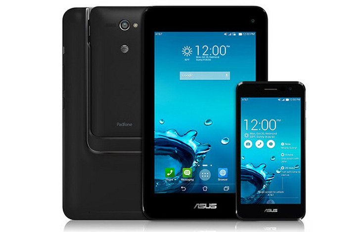 Asus PadFone X mini coming to AT&T on October 24