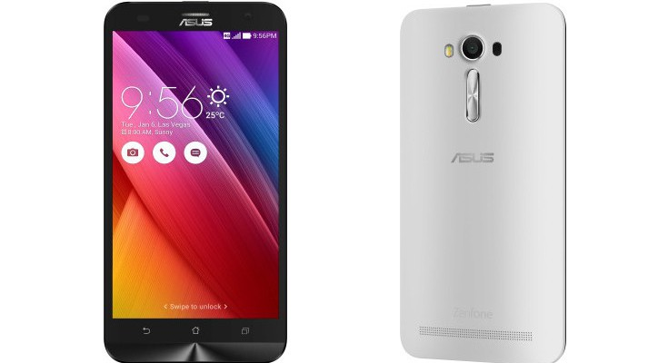 Asus Zenfone 2 Laser 5.5 appears on Flipkart with updated specs