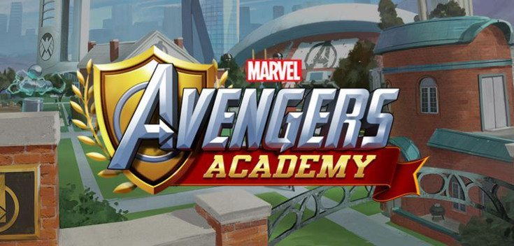 Avengers Academy Android