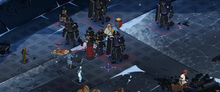 the banner saga for android