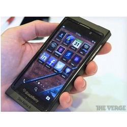 BlackBerry 10 Beta 3 UI and frantic swiping