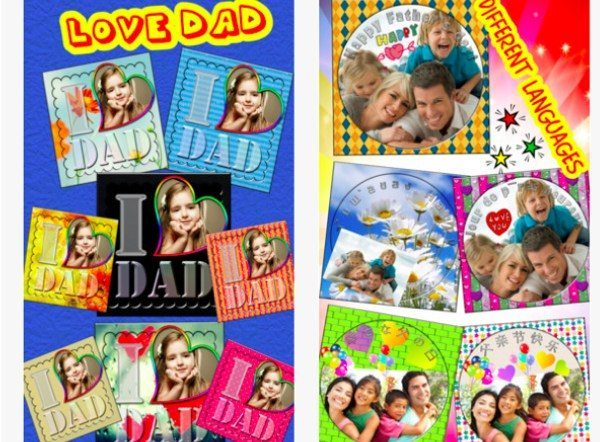 Best Father's Day apps in 2013 for iPhone and iPad