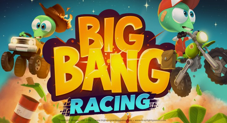 Big Bang Racing hits Mobiles with player-created levels