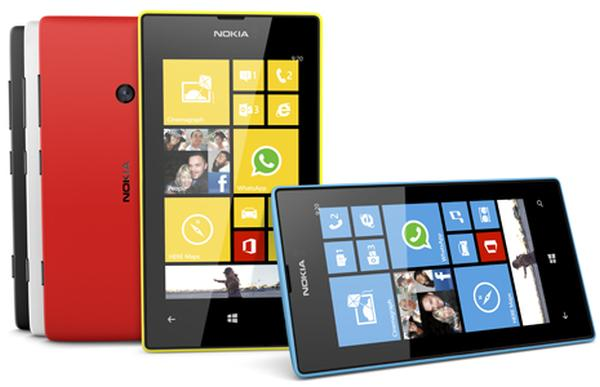 Nokia Black update hits Lumia 520, 720