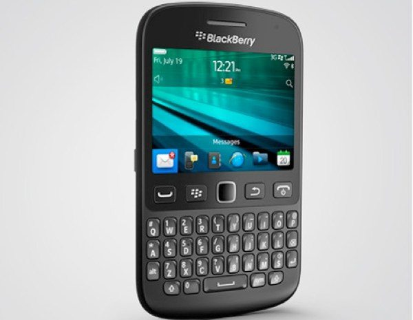 New BlackBerry 9720 vs Q5
