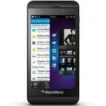 blackberry Z10 update