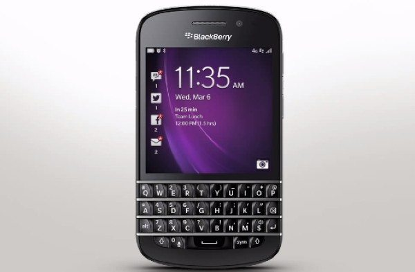 BlackBerry Q10 official video demonstrations show appeal