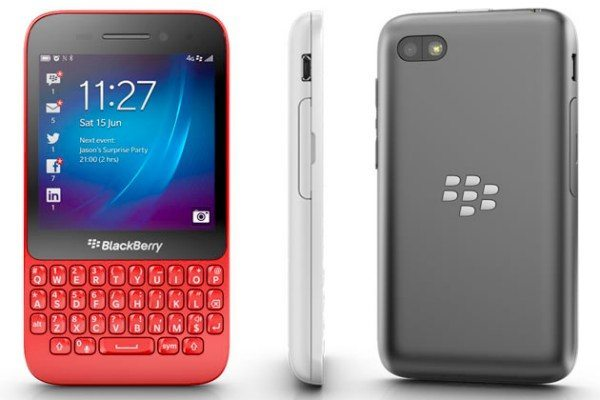 BlackBerry Q5 price cut for India appeals