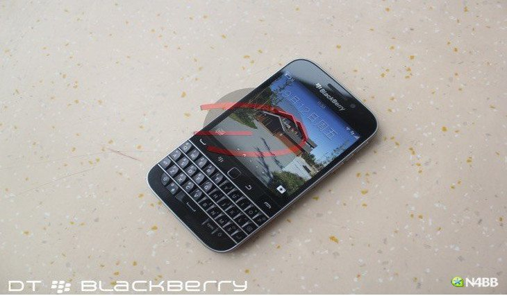 New BlackBerry Classic Photos Emerge