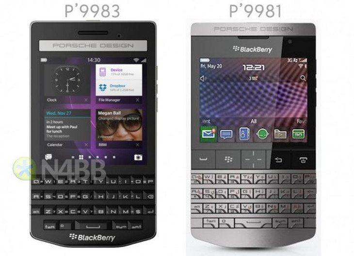 blackberry khan P9883