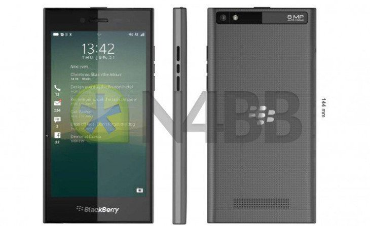 The BlackBerry Z20 Rio leak gives us a look at BlackBerry's next Handset